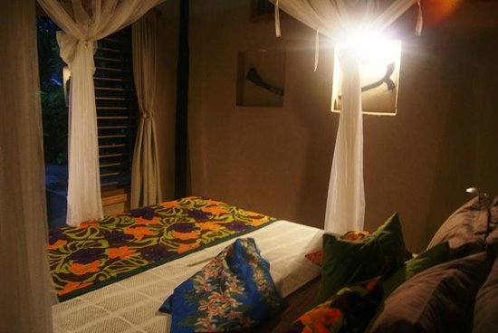 Paradise Taveuni: Best bed on earth