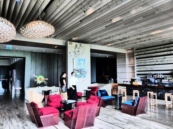 SO Sofitel Bangkok: Lobby / Bar