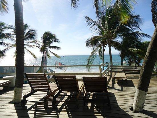 Hotel Surf Paradise: Vista desde la terraza