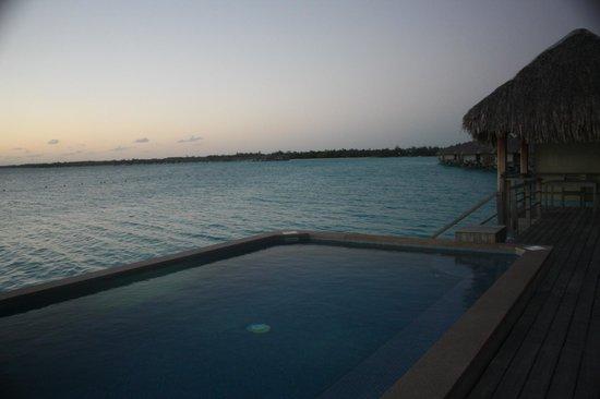 The St. Regis Bora Bora Resort : Nice view