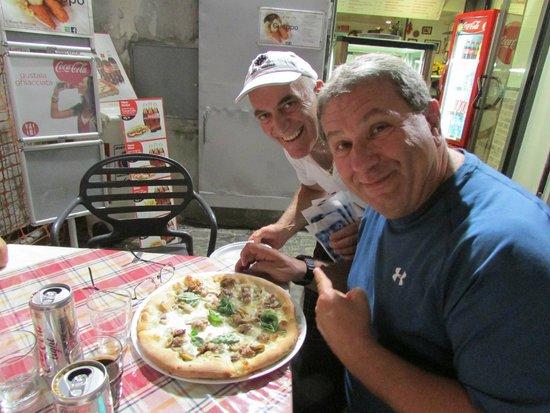 Il Buon Boccone : Very Best Pizza