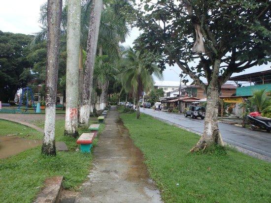 Hotelito Del Mar: park
