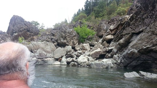 Hellgate Jetboat Excursions: Hellgate canyon
