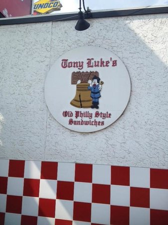 Tony Luke's Old Philly Style Sandwiches : A Favorite in Philadelphia