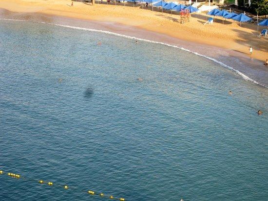 Caleta Beach Resort: Caleta muy limpia