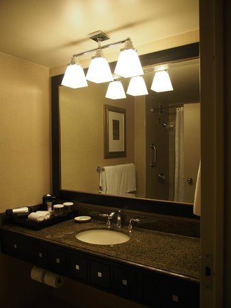 Hyatt Regency Reston : Bathroom