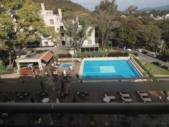 Sheraton Salta Hotel: pileta