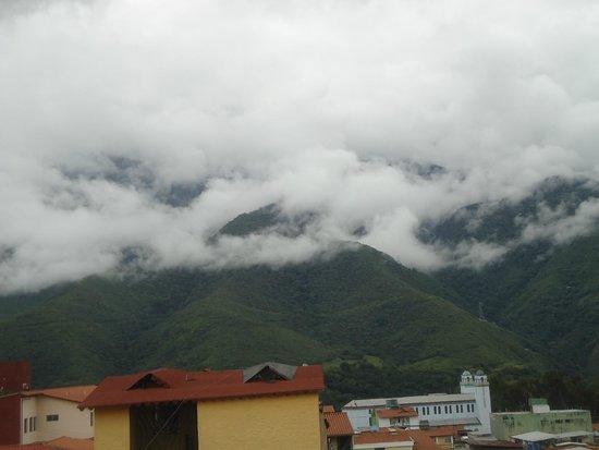 Hotel Mistafi: Vista desde la habitación