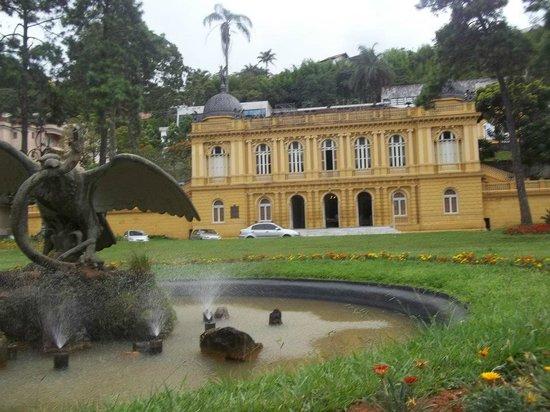 Yellow Palace (Palacio Amarelo): Palácio Amarelo