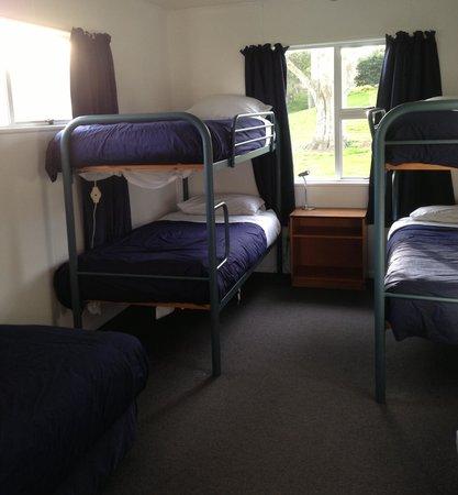 Whanganui River Top 10 Holiday Park: 7 Berth Park Motel