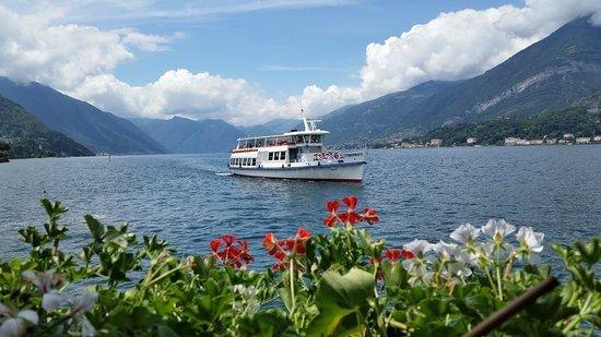 Hotel Du Lac: lake view