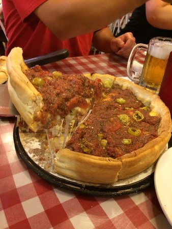 The Original Chicago Pizza Co