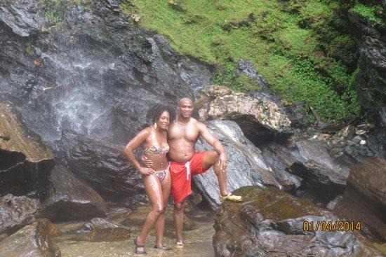 Maracas Falls : The Falls