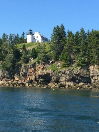 Sea Princess Cruises: Lighthouse