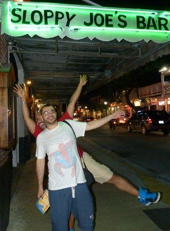 Duval Street : my bar