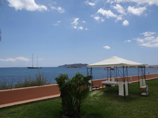 THB Los Molinos: Área da piscina