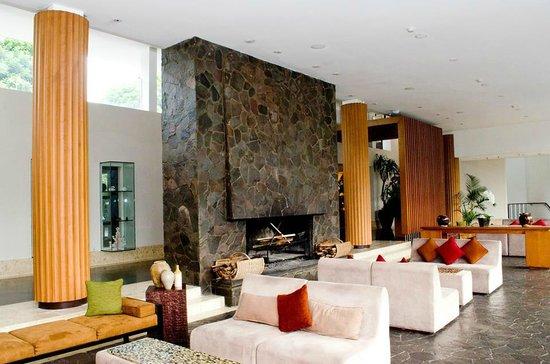 Padma Hotel Bandung: fire