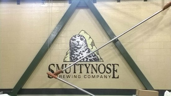 Smuttynose Brewing: Smuttynose Seal!