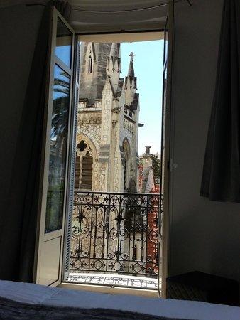 La Villa Nice Victor Hugo: view