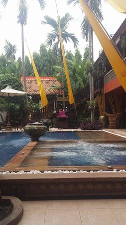 Golden Temple Hotel: The Best Swimming Pool
