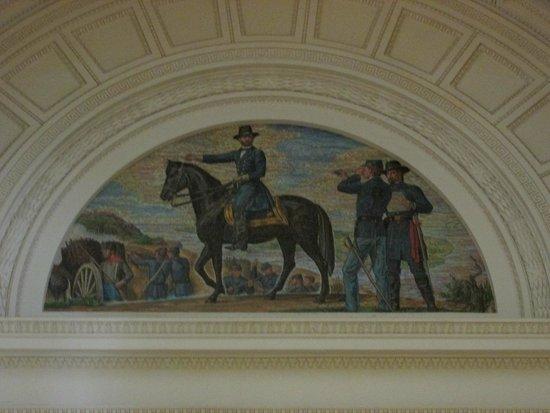 General Grant National Memorial : Mural