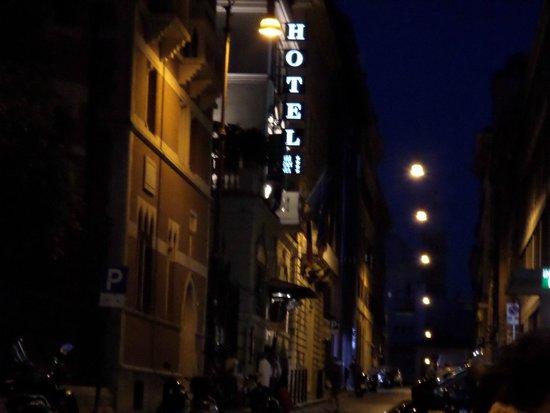The Britannia Hotel: Hotel Front