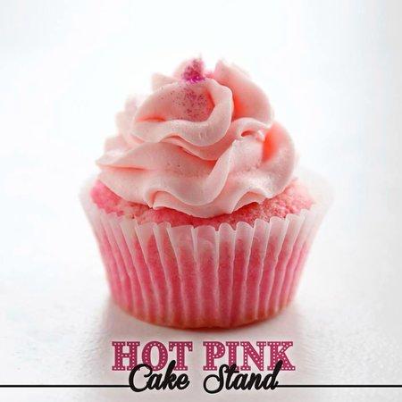 Hot Pink Cake Stand Wilmington Omd 246 Men Om Restauranger