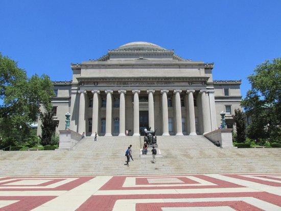 Columbia University: Alma Mater