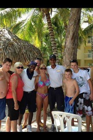 Dreams Punta Cana Resort & Spa : Mr Volanta was awesome!!