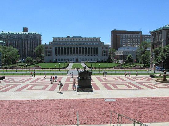 Columbia University: Quadrangle