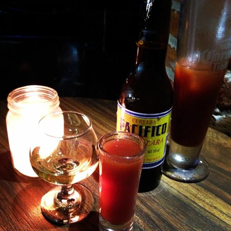 La Tequila: Los traguitos