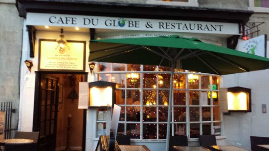 Tagine Zhor : Exterior, Cafe du Globe