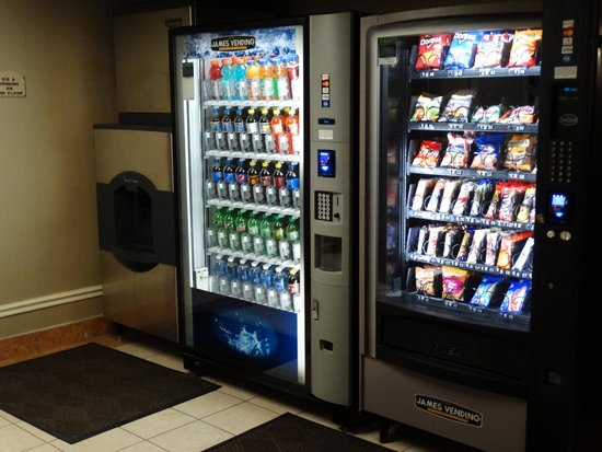 Best Western Mountaineer Inn : Vending
