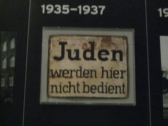 Jüdisches Museum: JEWISH MUSEUM
