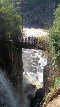 Cataratas del Iguazú - Lado argentino