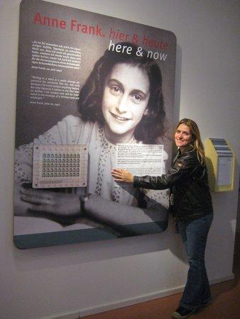 Anne Frank Zentrum: MUSEU ANNE FRANK