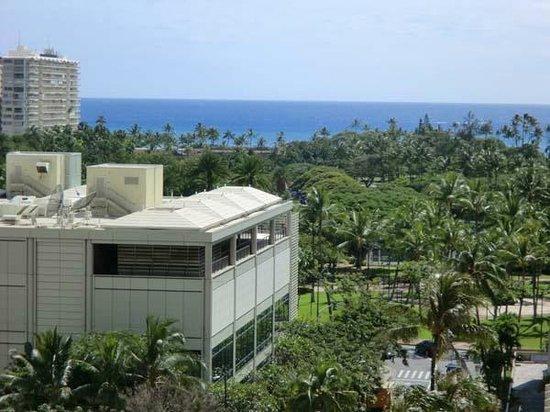 Wyndham Royal Garden at Waikiki: 眺望 海側
