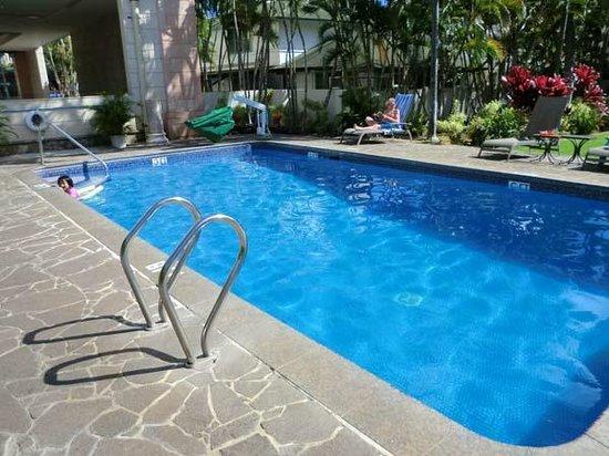 Wyndham Royal Garden at Waikiki : プール