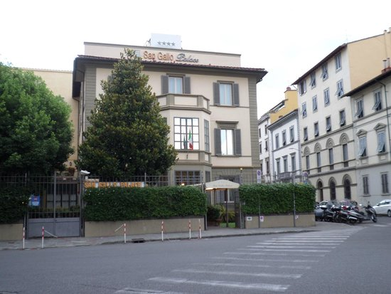 Hotel San Gallo Palace: Hotel Front