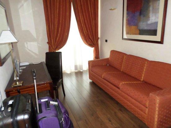 Hotel San Gallo Palace : Room