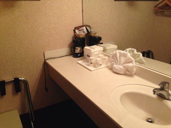Econo Lodge Miles City : Clean clean clean
