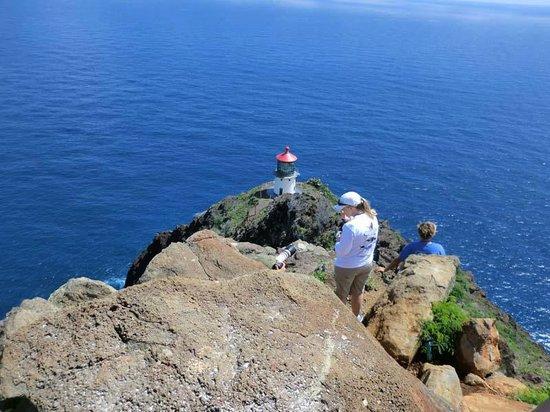 Makapuu Lighthouse Trail: ライトハウス