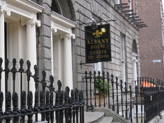 Albany house hotel picture of albany house dublin for Albany house
