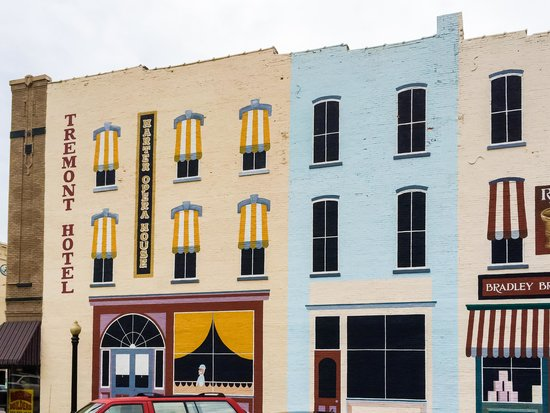 Wabash, IN: The Rest of the Mural