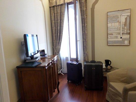 Hotel Le Isole: Room