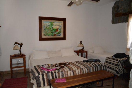Hotel Killa Cafayate : la habitacion
