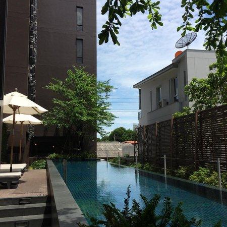 Tenface Bangkok : Pool