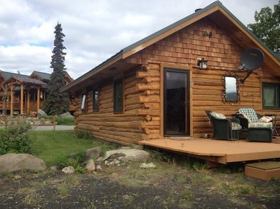 Matanuska Lodge : cabin we stayed in