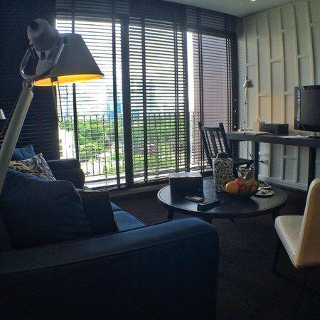 Tenface Bangkok : Living room