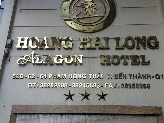 Alagon Central Hotel & Spa: Hoang Hai Long Hotel